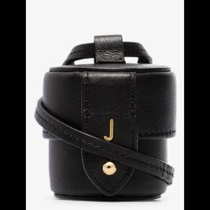 JACQUEMUS LE MICRO LEATHER VANITY BAG